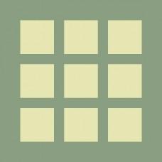 Multi-Aperture C18 24x24 for 9 5x5
