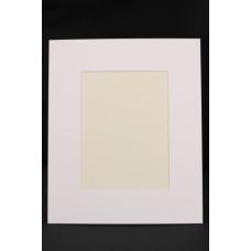 Cream Core Slip Mount A4