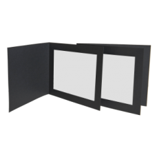 Photofolder Mounts - Photo 8x6 Portrait