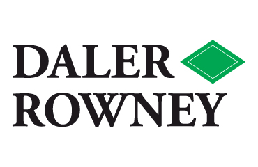 Daler Rowney logo, leading supplier of Art Supplies to Cotswold Mounts